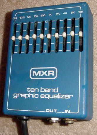 mxr m108 10 band eq review