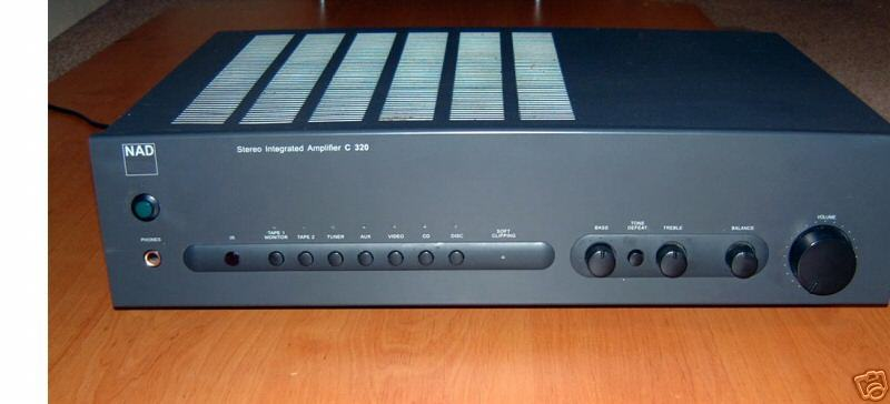 user reviews nad c320 audiofanzine rh en audiofanzine com nad c320 owners manual nad c320 user manual