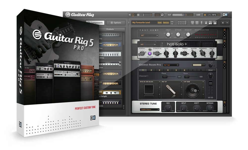 Guitar Rig Software