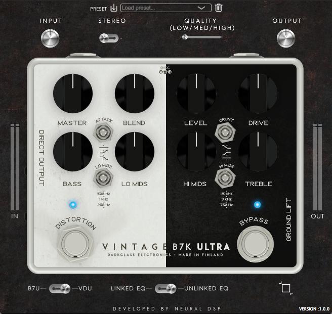 Videos Neural DSP Darkglass Ultra - Audiofanzine