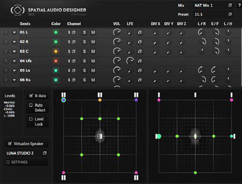 MUSIKMESSE] Spatial Audio Designer - Audiofanzine