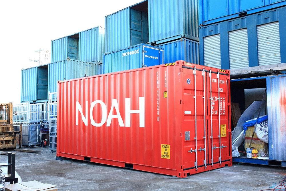 commentaires sur la news namm noah votre studio dans un container forum nice company noah. Black Bedroom Furniture Sets. Home Design Ideas