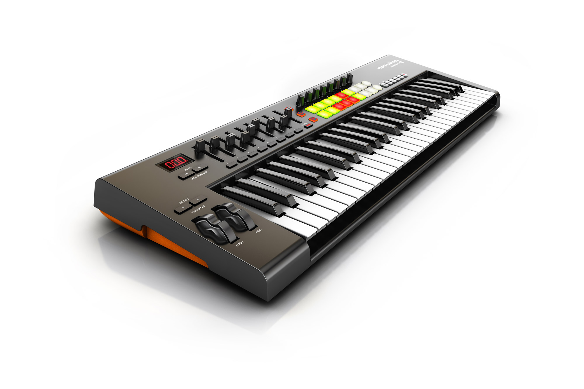 Useable but feels too cheap... - Reviews Novation Launchkey 49 -  Audiofanzine