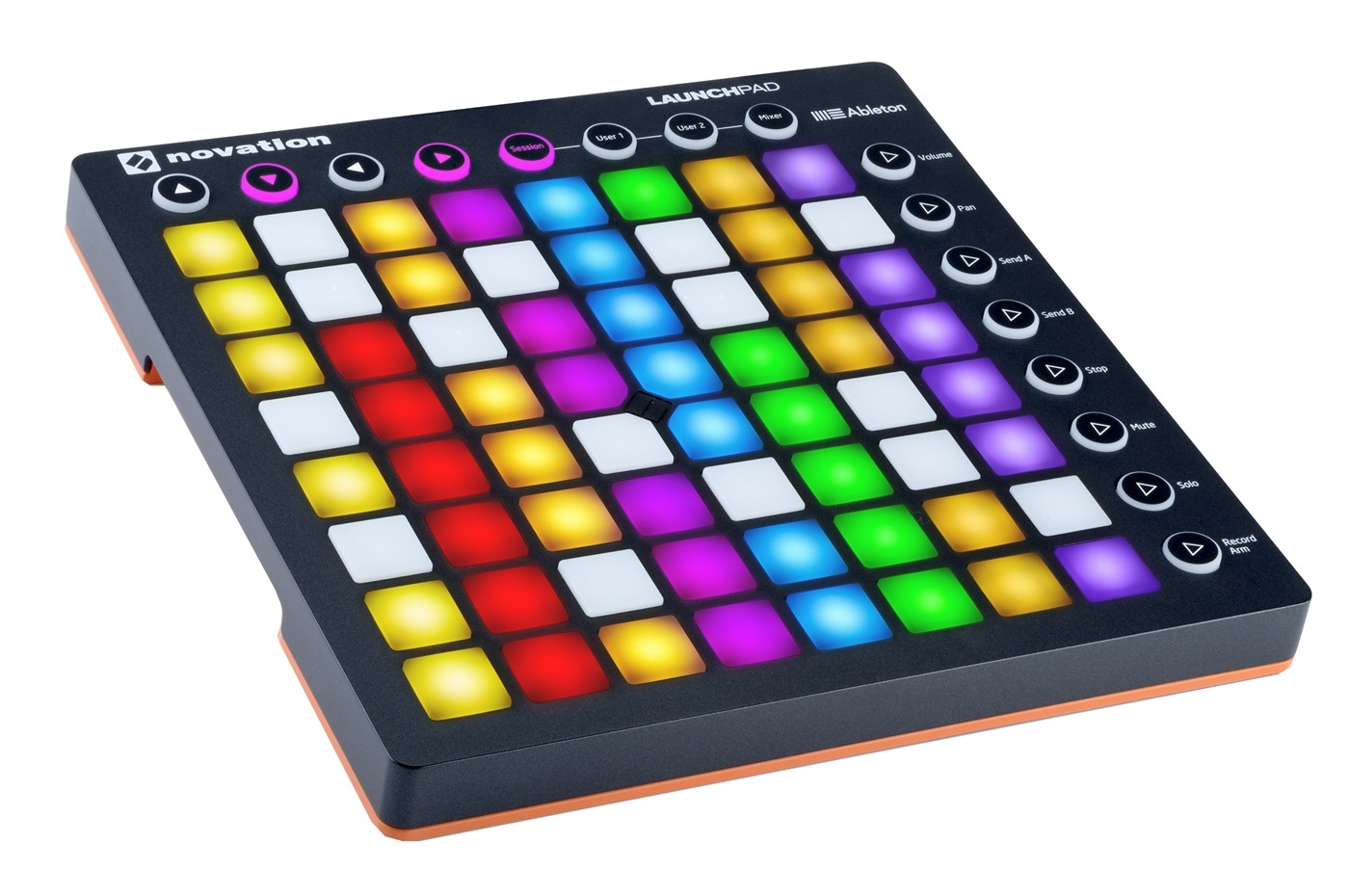 launchpad mk2 novation launchpad mk2 audiofanzine. Black Bedroom Furniture Sets. Home Design Ideas