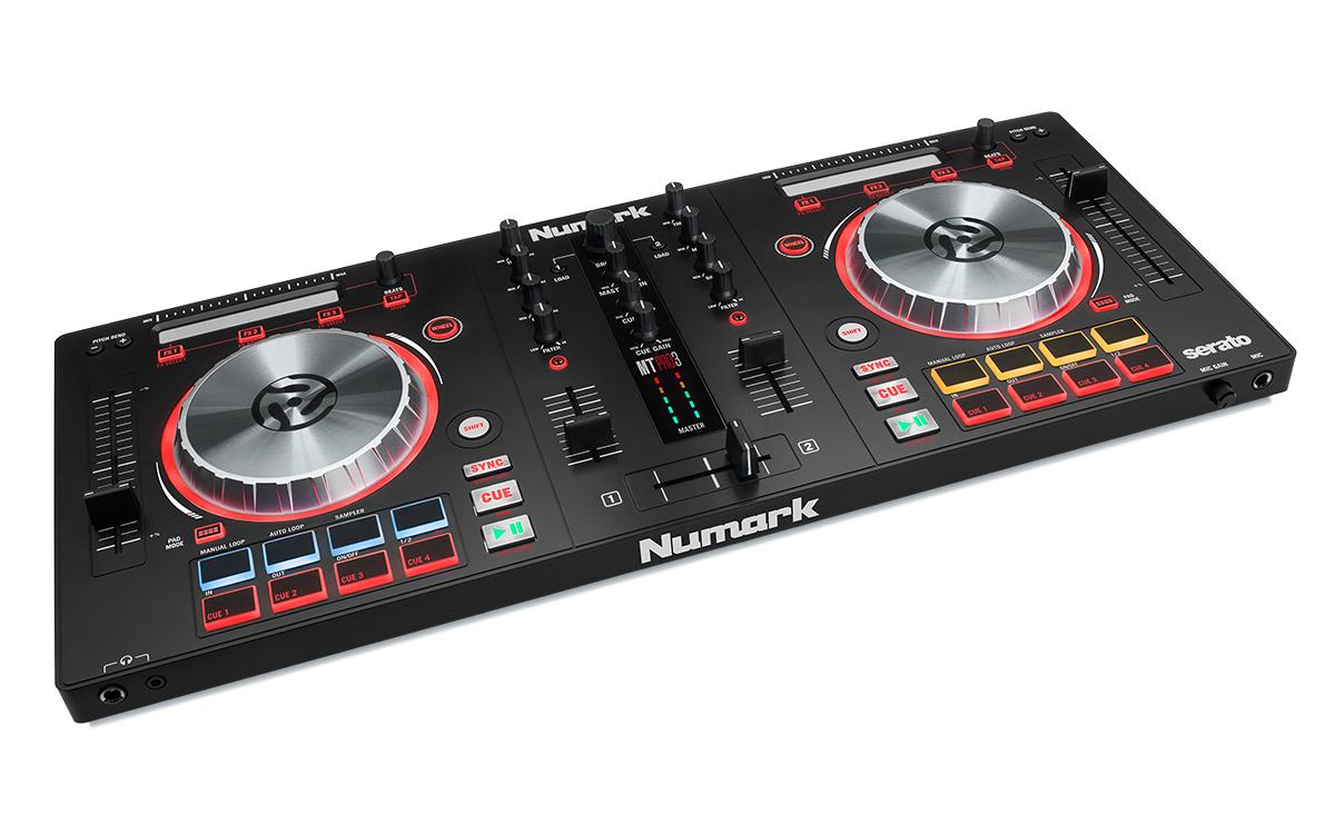 Mixtrack Pro III - Numark Mixtrack Pro III - Audiofanzine
