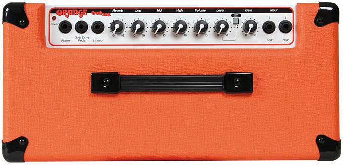 user reviews orange crush 30r audiofanzine. Black Bedroom Furniture Sets. Home Design Ideas