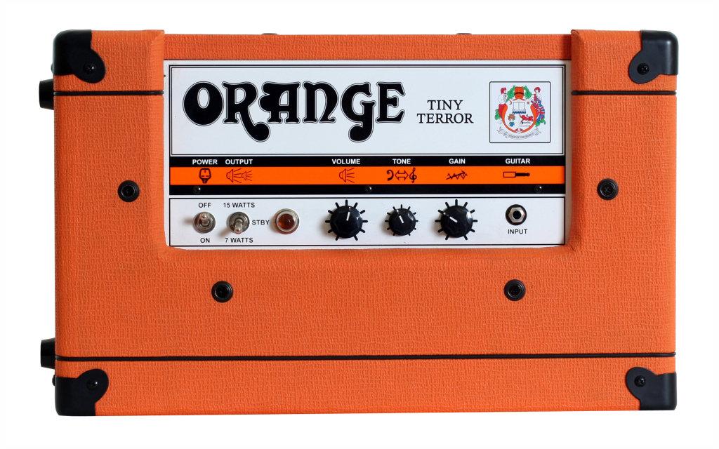 Doents, presets, manuals Orange Tiny Terror Combo ... on