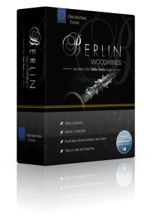 orchestral tools berlin woodwinds
