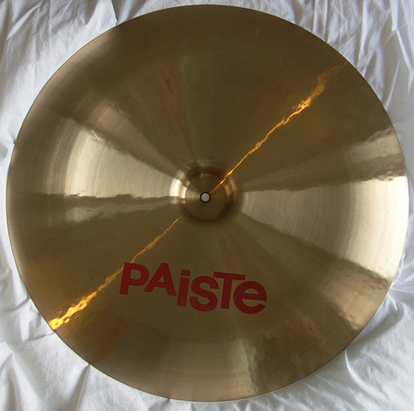 bc0d0f19b955 Pictures and images Paiste 2002 China Type 22