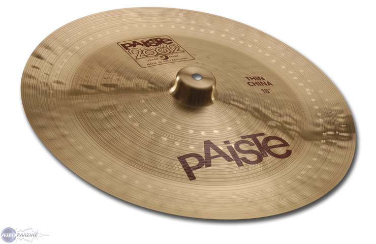 d1c3d4543faf moosers s review - Paiste 2002 Thin China 16   - Audiofanzine