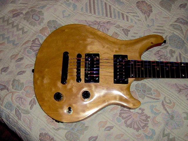 User Reviews Patrick Eggle Guitars Berlin Audiofanzine