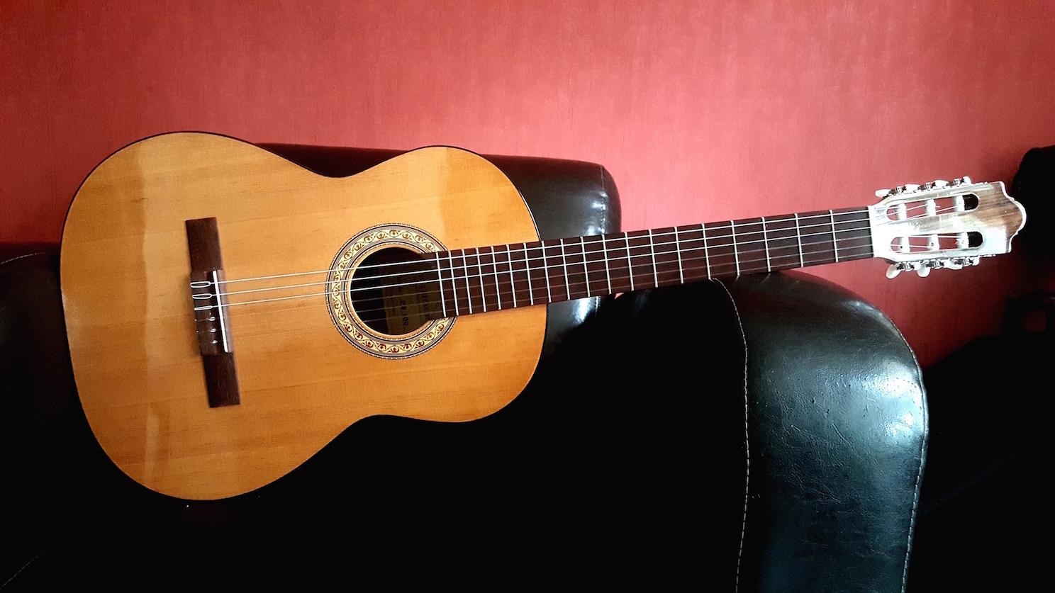 guitare classique paul beuscher pb 400