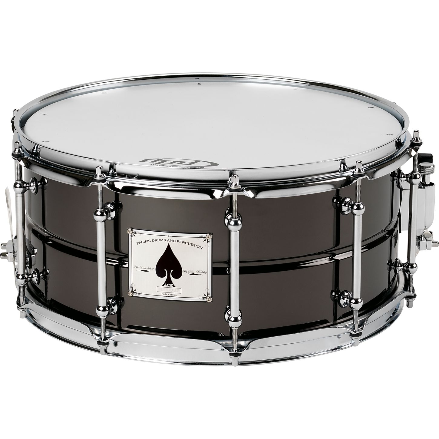 a shot reviews pdp pacific drums and percussion caisse claire the ace 6 5 audiofanzine. Black Bedroom Furniture Sets. Home Design Ideas