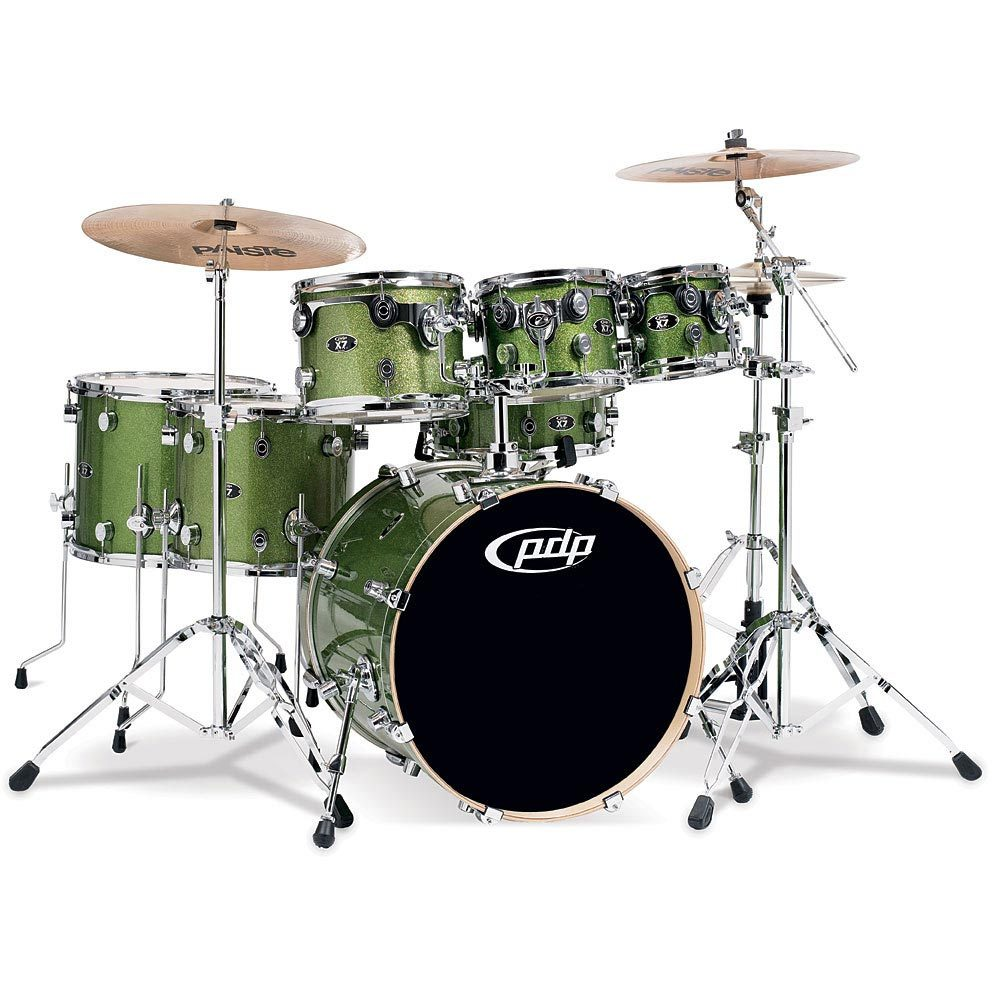 pdp pacific drums and percussion x7 image 376351 audiofanzine. Black Bedroom Furniture Sets. Home Design Ideas