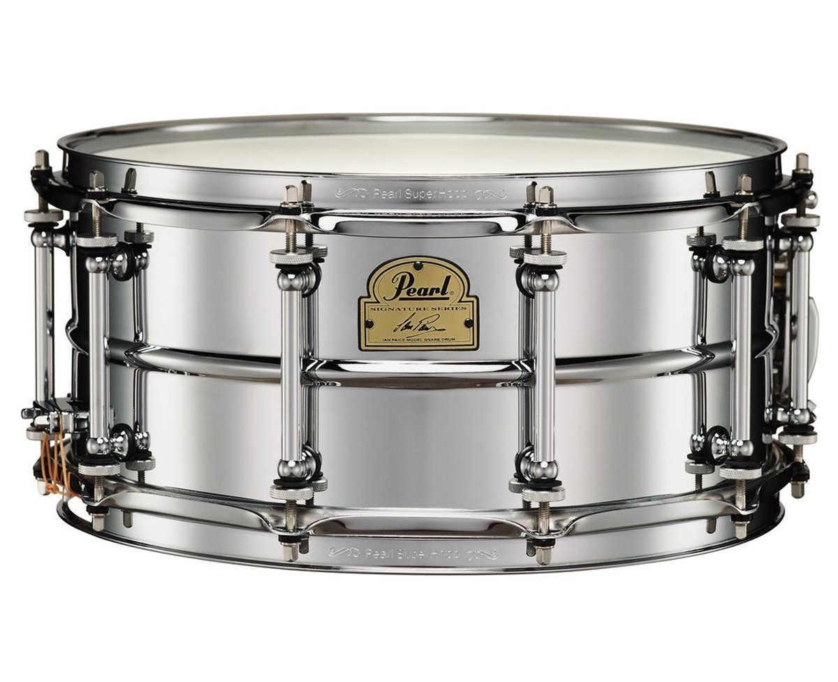 pearl ip1465 ian paice signature snare image 1700967 audiofanzine. Black Bedroom Furniture Sets. Home Design Ideas