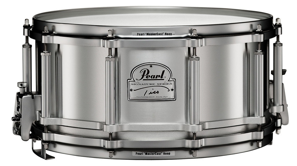 staier 39 s review pearl signature tico torres snare tr1465 audiofanzine. Black Bedroom Furniture Sets. Home Design Ideas