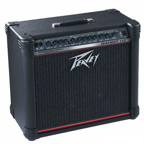Le Taz's review - Peavey Bandit 112 II (Made in USA) (Discontinued on bandit 112 peavey amp parts list, bandit 112 guitar amp, triangle schematic symbol circle with diagram, harmony amplifier schematic diagram,