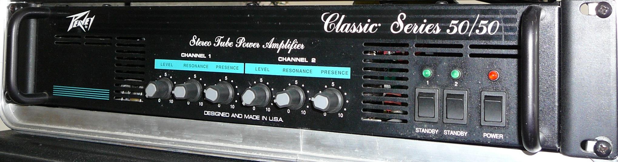Peavey Classic Cabinet User Reviews Peavey Classic 50 50 Audiofanzine