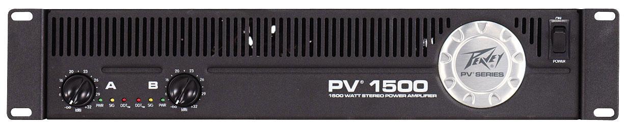 user reviews peavey pv 1500 audiofanzine rh en audiofanzine com Peavey Electronics Peavey PV 115D PV Series