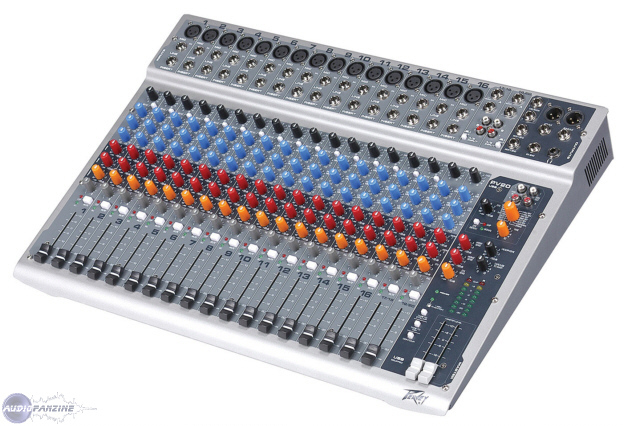 table de mixage 20 pistes