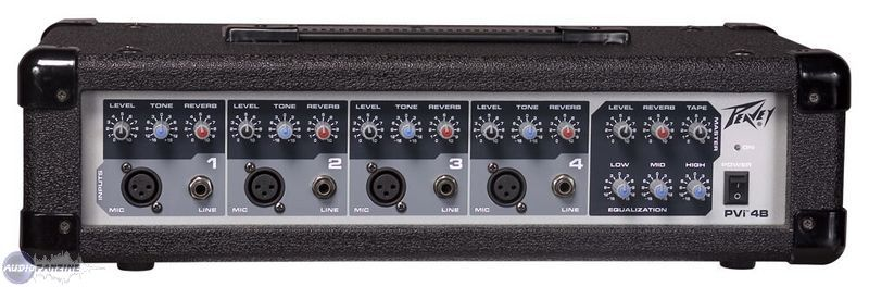 Peavey Audio Performer Pack PA System amplifier