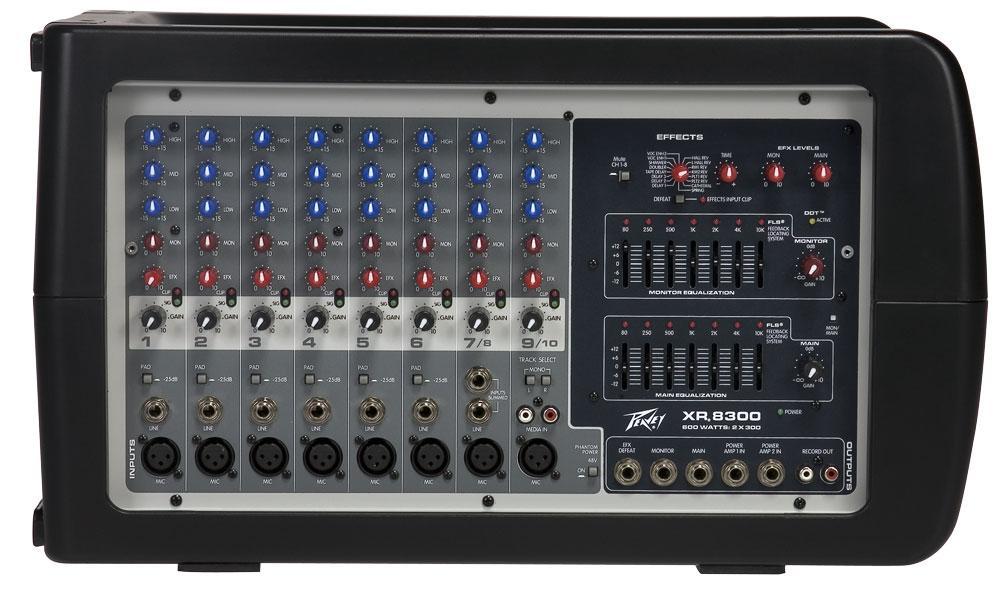 Peavey XR 8300 news - Audiofanzine