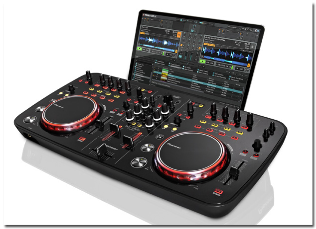 News Version Limited De La Pioneer Ddj Ergo Audiofanzine