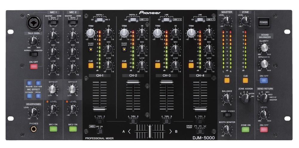 Djm 5000 Pioneer Djm 5000 Audiofanzine