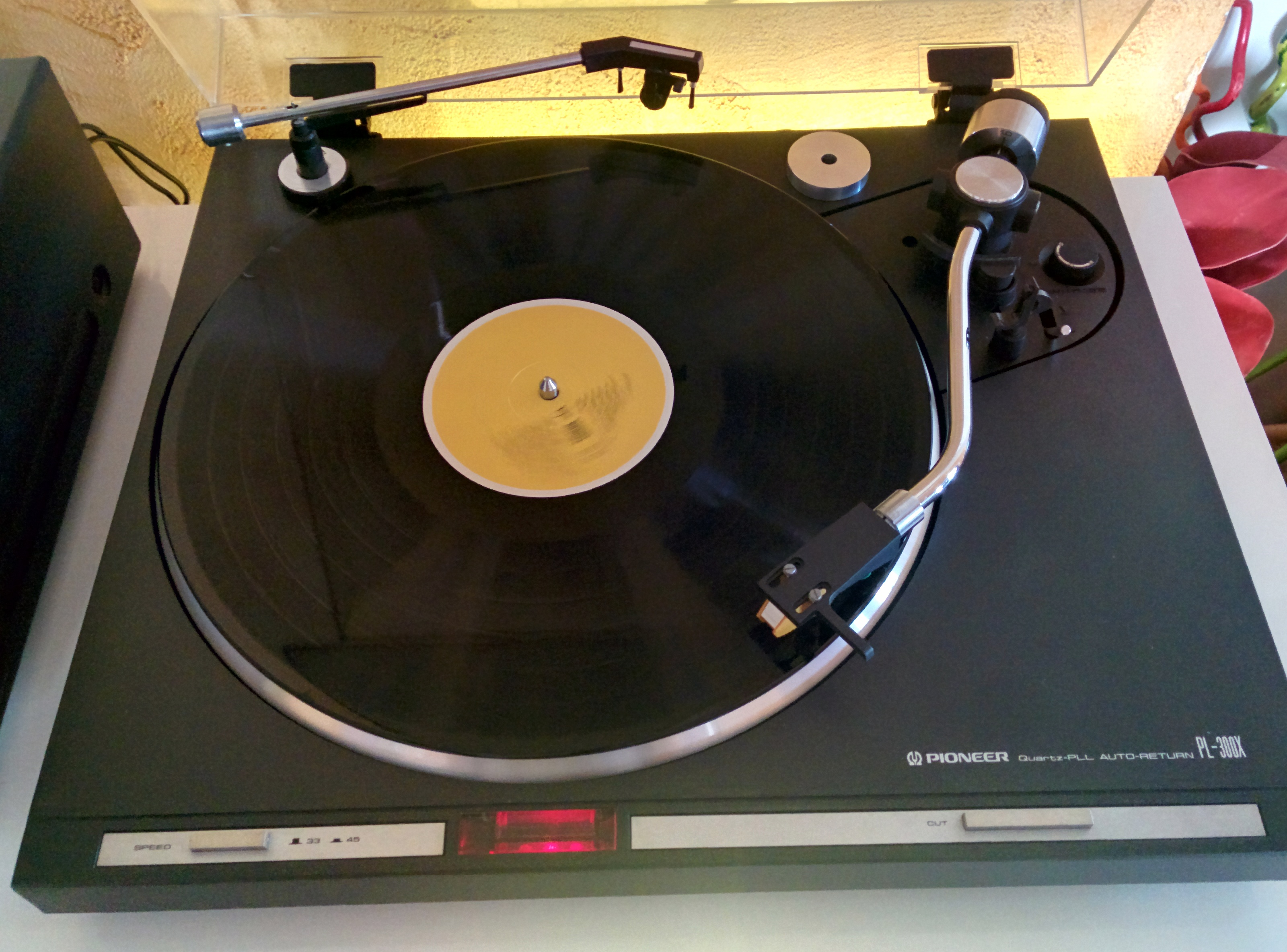 Pl 300x Pioneer Pl 300x Audiofanzine