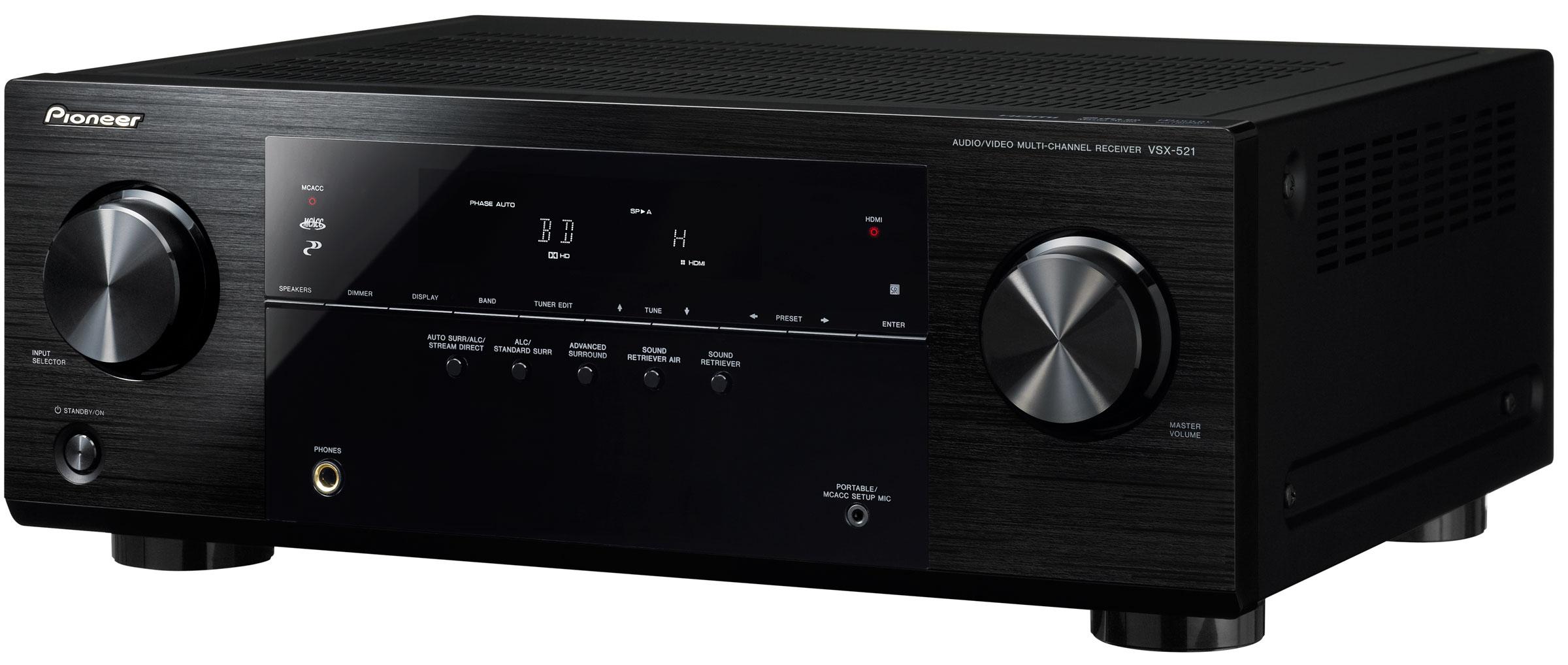 VSX-521 - Pioneer VSX-521 - Audiofanzine