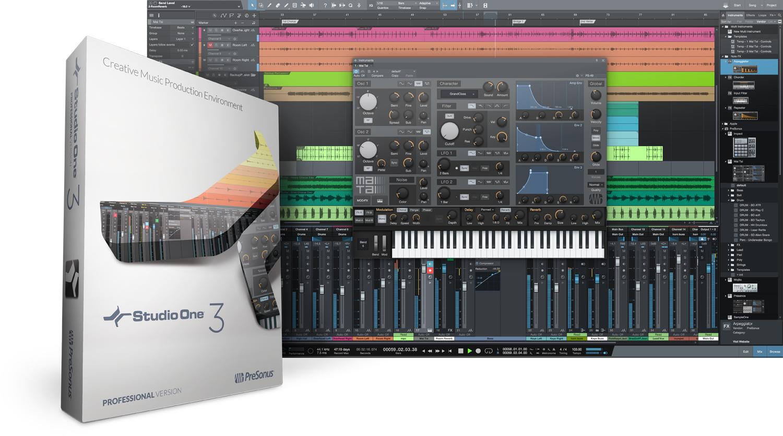 Studio One passe en version 3.5