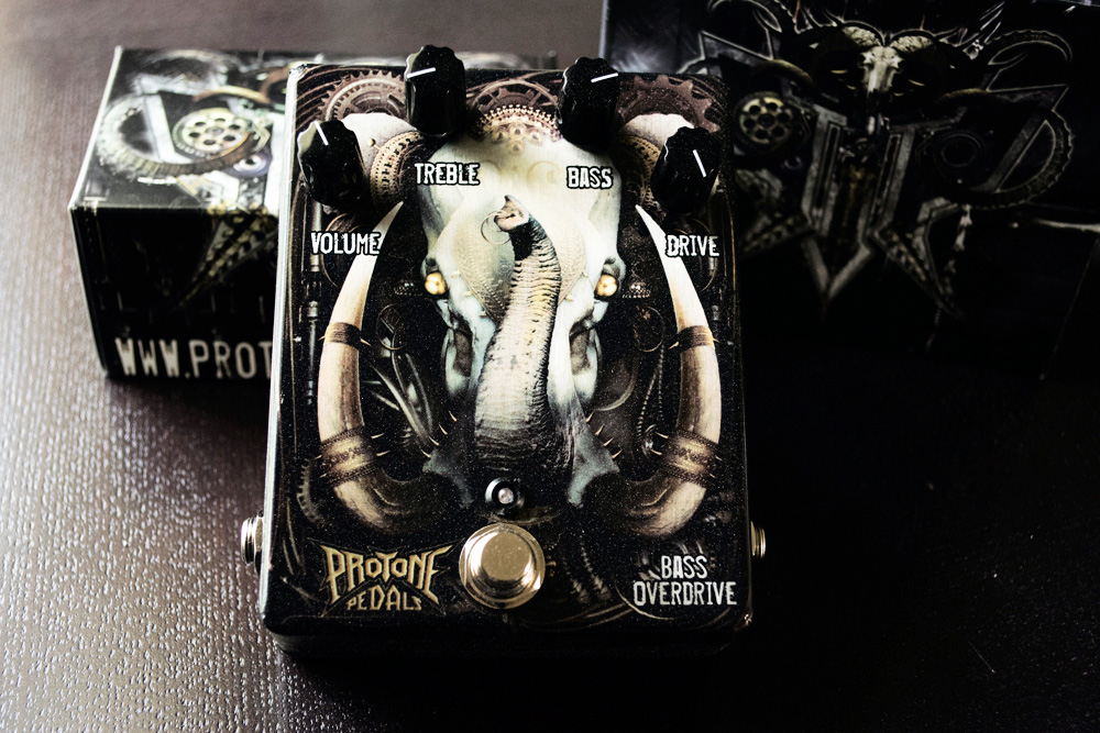 Image result for protone bass overdrive