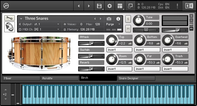 Friday's Freeware : Snare Designer