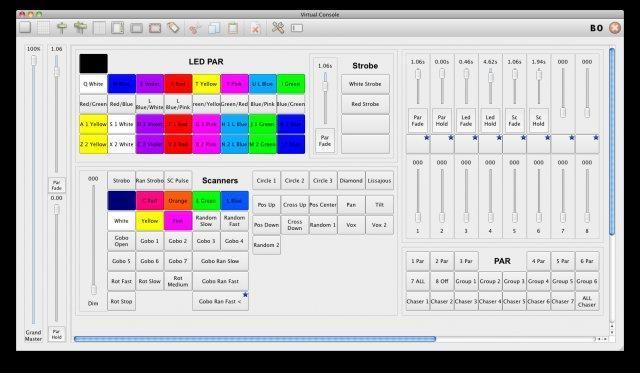 Q LIGHT CONTROLLER - Q Light Q Light Controller - Audiofanzine