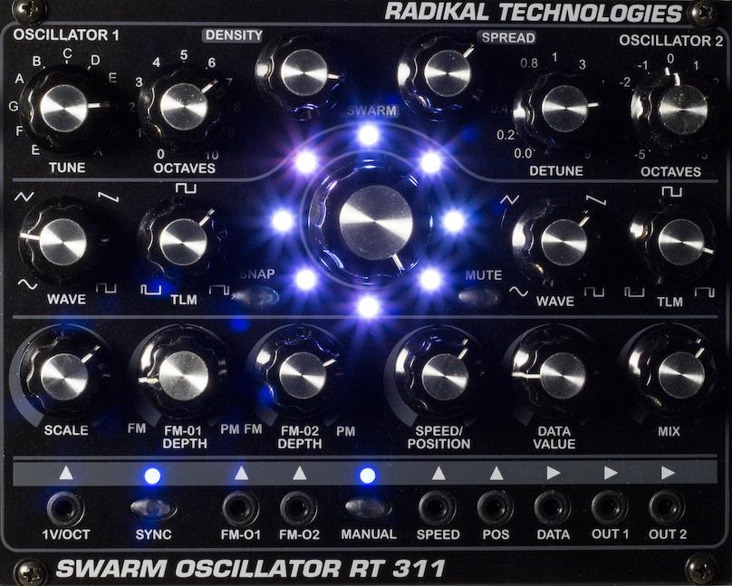 Radikal Technologies RT-311 Swarm Oscillator