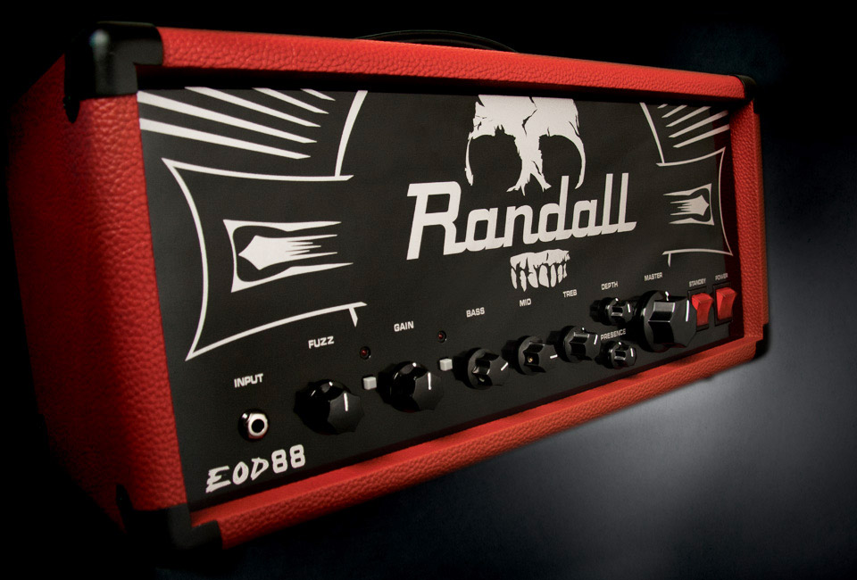 randall eod 88 all valve metal amp head for guitar audiofanzine. Black Bedroom Furniture Sets. Home Design Ideas