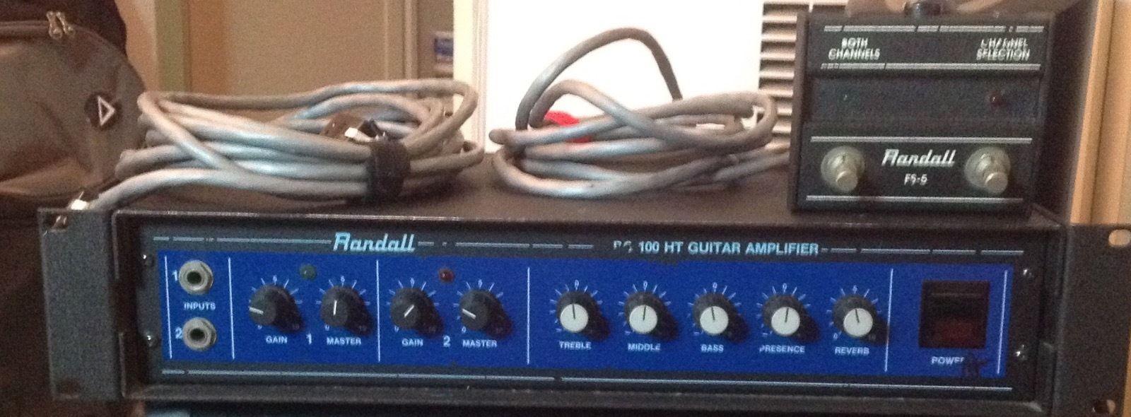 Randall Rg 100 Ht Average Used Price Audiofanzine border=