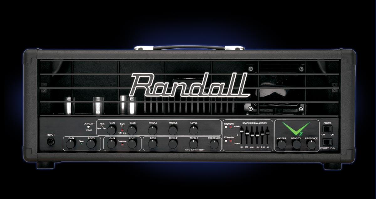 user reviews randall v2 audiofanzine rh en audiofanzine com Randall V2 Tubes Randall V2 Metal