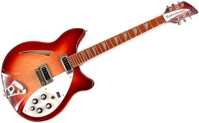 guitare rickenbacker