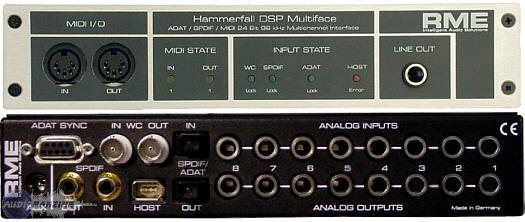 RME Hammerfall DSP Series Windows 8