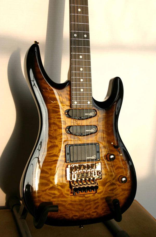 guitare electrique rockson