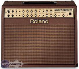 roland ac 100 acoustic chorus amplifier reviews roland ac 100 audiofanzine. Black Bedroom Furniture Sets. Home Design Ideas