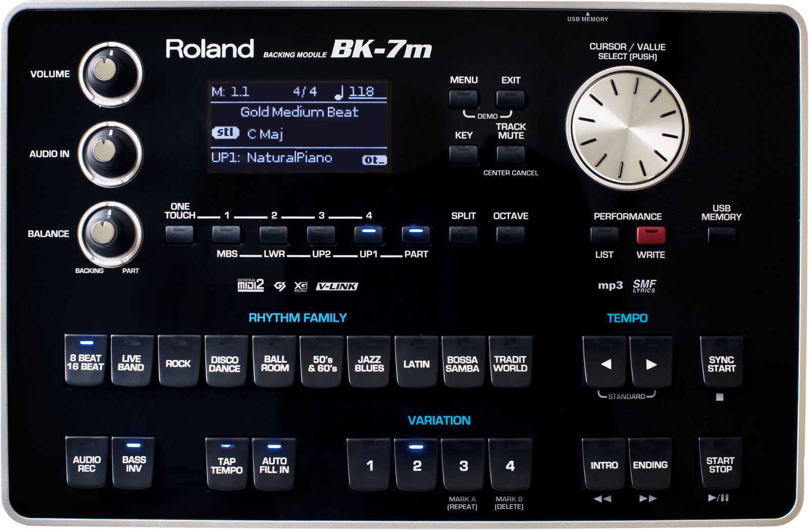 User reviews: Roland BK-7m - Audiofanzine