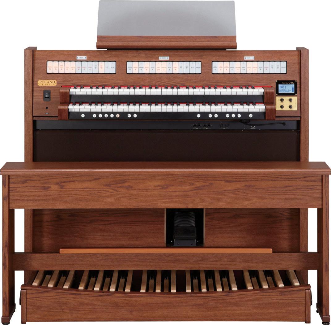 Musikmesse 2011 roland organ models news audiofanzine for Classic house organ sound