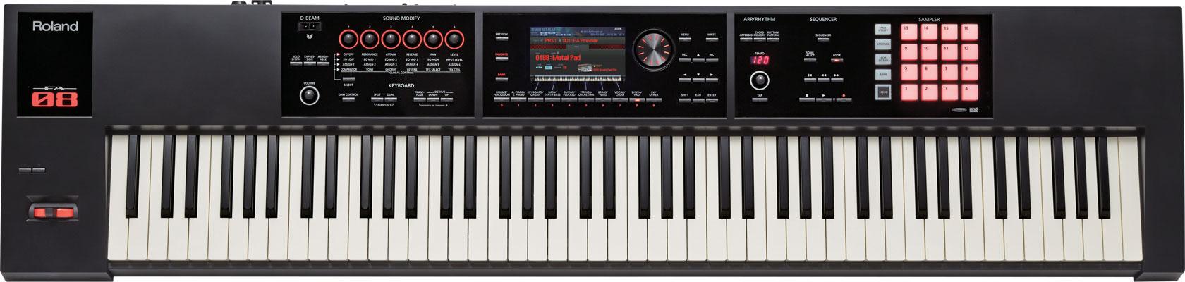 Alt J Yamaha Keyboard