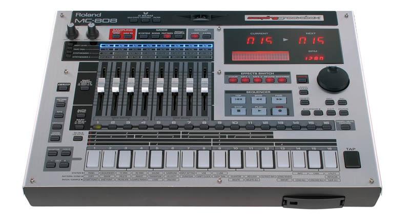 User reviews: Roland MC-808 - Audiofanzine