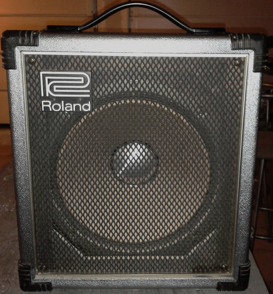 Pictures And Images Roland Super Cube 60 Audiofanzine 60w Bass Amplifier