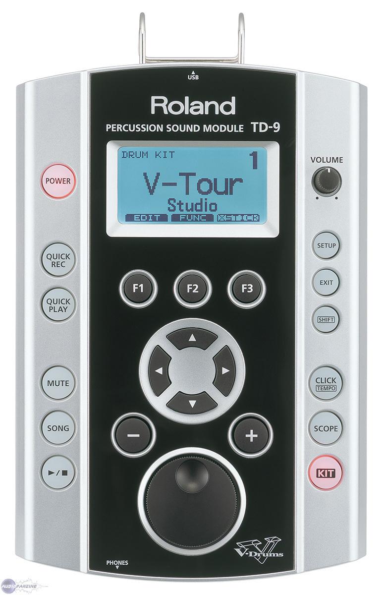 Roland TD 9 Module Avis du0027utilisateurs Roland