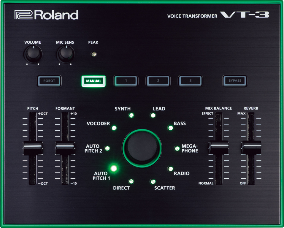 Vt 3 Roland Vt 3 Audiofanzine
