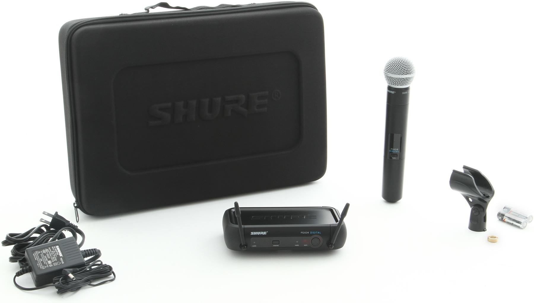 Shure Sm58 Price : shure pgxd24 sm58 average used price audiofanzine ~ Vivirlamusica.com Haus und Dekorationen